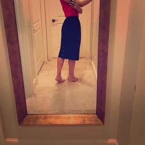 Vintage Valentino Skirt